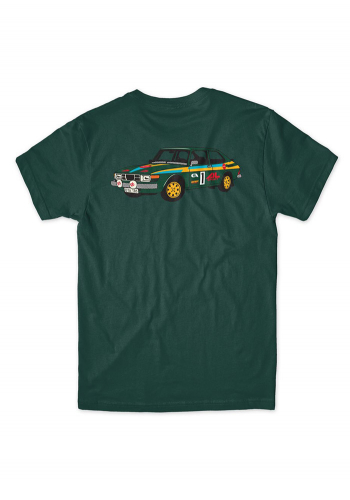T-Shirt Chocolate Rally