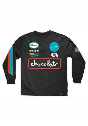Longsleeve Chocolate Rally