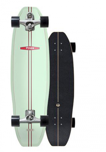 Komplett Cruiser Carver Tyler Riddler C7 Raw 35.5