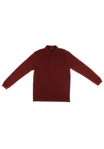 Polo l/s Pass-Port Full Time Embroidery