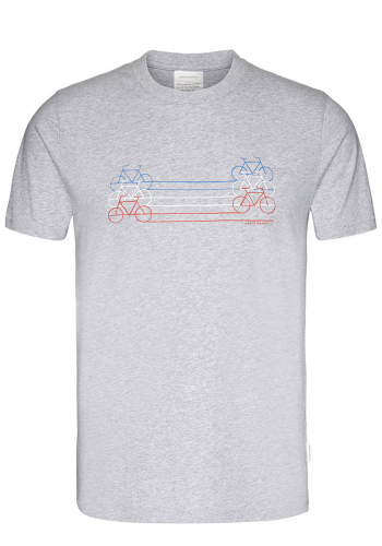 T-Shirt Armedangels Jaames Tricycle