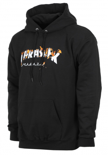 Hooded Thrasher Intro Burner