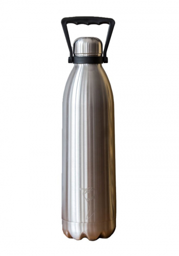 Isolierflasche Chilly´s Stainless Steel Silver 1800ml