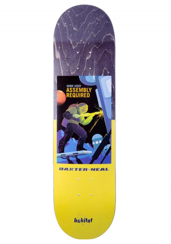 Deck Habitat x NASA Collection Baxter-Neal 8.25