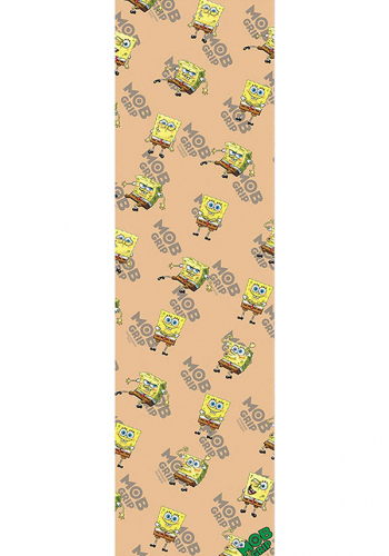 Griptape MOB Sponge Bob Square Pants Clear