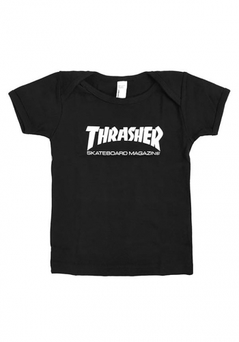 (y) T-Shirt Thrasher Skate Mag Infant