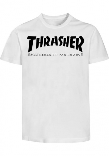 (y) T-Shirt Thrasher Skate Mag Kids