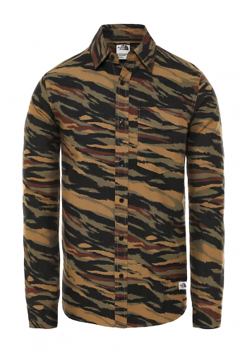Hemd l/s The North Face Northwatch