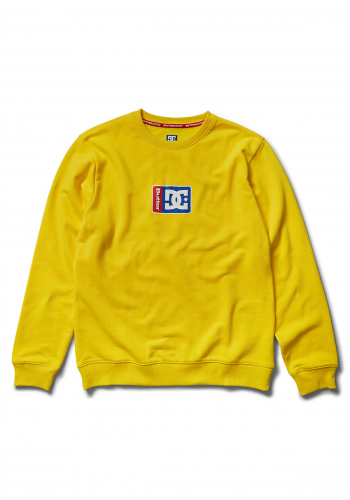 Sweat DC x Butter Goods Block