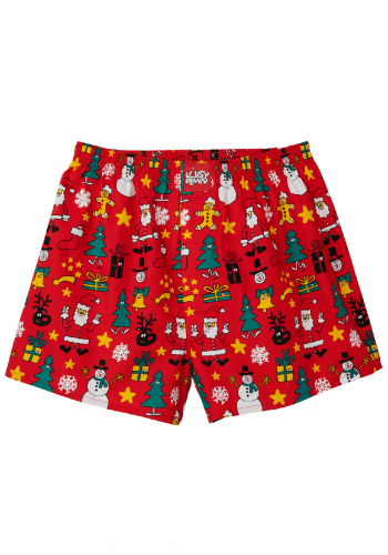 Boxershorts Lousy Livin Christmas Night