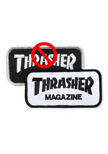 Patch Thrasher Logo