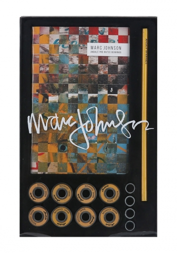 Bearings Andale Marc Johnson Notepad