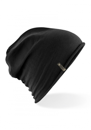 (w) Beanie Be Famous Light Weight Knit Roll