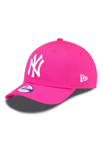 (y) Cap New Era NY 9Forty Youth Pink