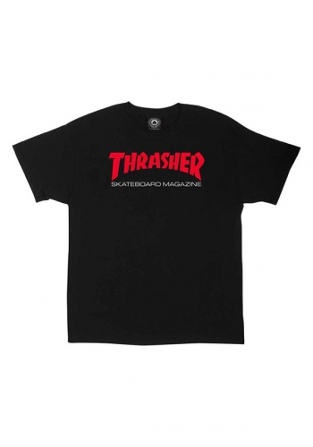 T-Shirt Thrasher Two Tone Skate Mag