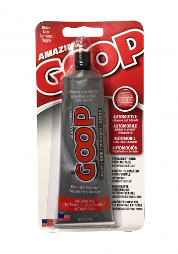 Shoe Goo Automotive Goop - Black 59.1 ml