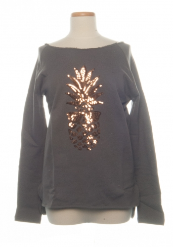 (w) Sweat Miss Goodlife Pineapple
