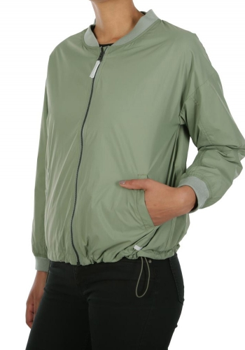 (w) Jacket Iriedaily Facile