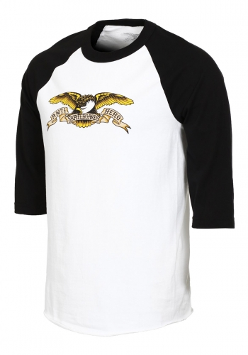 Longsleeve Anti Hero Eagle Raglan 3/4