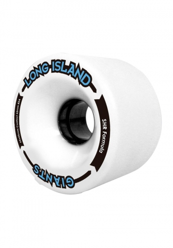 Wheel Long Island Giants White 65mm