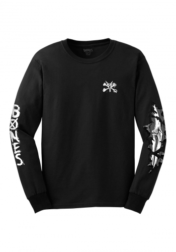 Longsleeve Bones Wheels Shred
