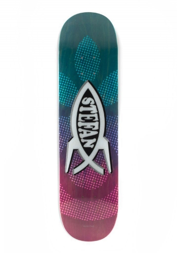 Deck Habitat Janoski Science Fish 8.125