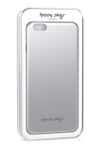 Case Happy Plugs Deluxe iPhone 6 Slim Silver