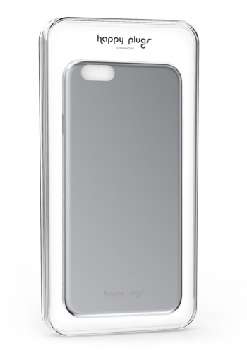Case Happy Plugs Deluxe iPhone 6 Space Grey