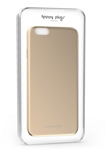 Case Happy Plugs Deluxe iPhone 6 Champagne