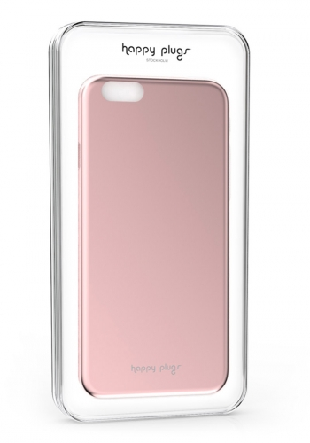 Case Happy Plugs Deluxe iPhone 6 Pink Gold