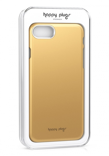 Case Happy Plugs iPhone 7 Slim Gold