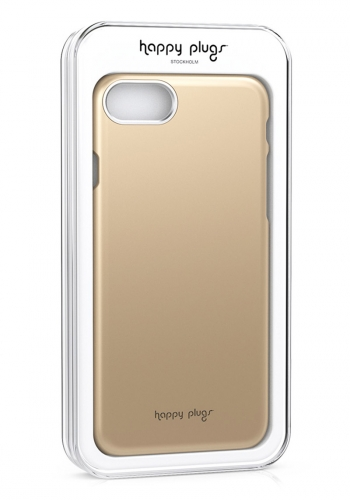 Case Happy Plugs iPhone 7 Slim Champagne