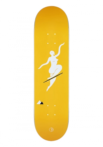 Deck Polar Am to Pro Timeline Yellow 8.125