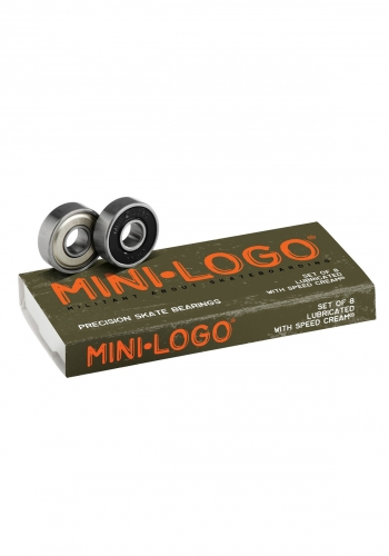 Bearings Mini-Logo 608ZRS