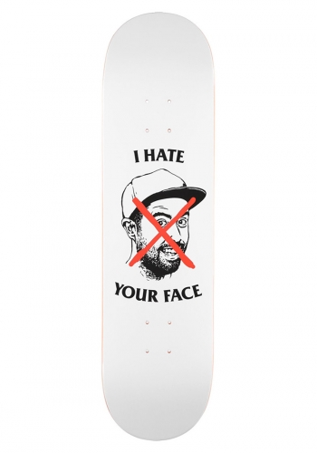 Deck Skate Mental Staba I Hate Your Face 8.6