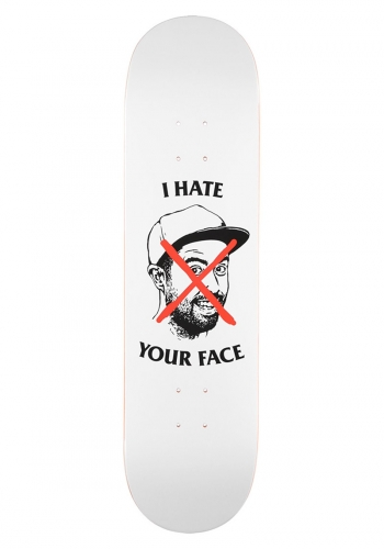 Deck Skate Mental Staba I Hate Your Face 8.2