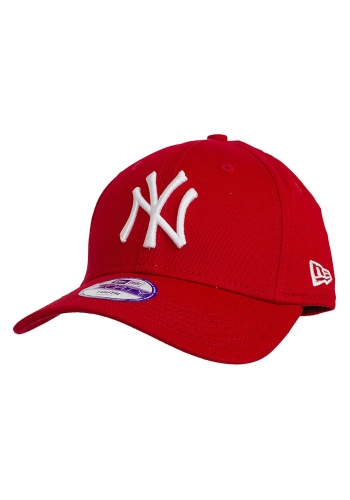 (y) Cap New Era NY 9Forty Youth Red