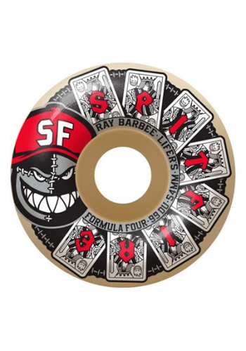 Wheel Spitfire F4 Barbee Lifers 54mm