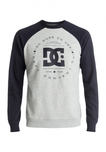 Sweat DC Rebuilt Raglan