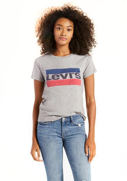 (w) T-Shirt Levi's® The Perfect Tee