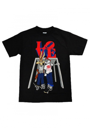 T-Shirt DGK Love Limited