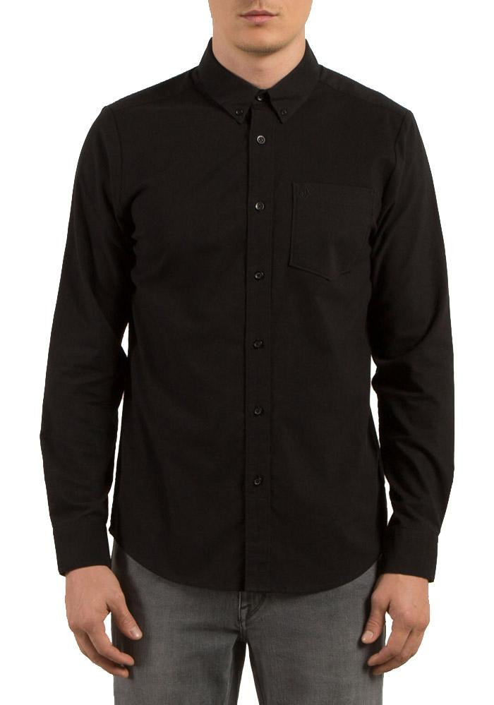 Hemd l/s Volcom Oxford Stretch