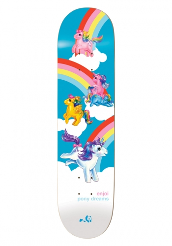 Deck Enjoi Team My Little Pony Dreams R7 8.125
