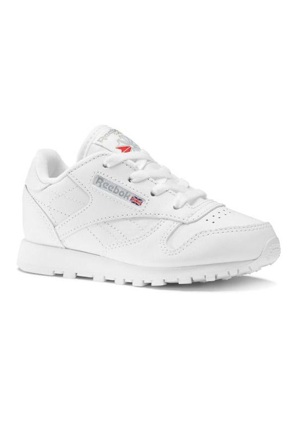Y Schuh Reebok Classic Leather Grosse 24 Farbe Weiss