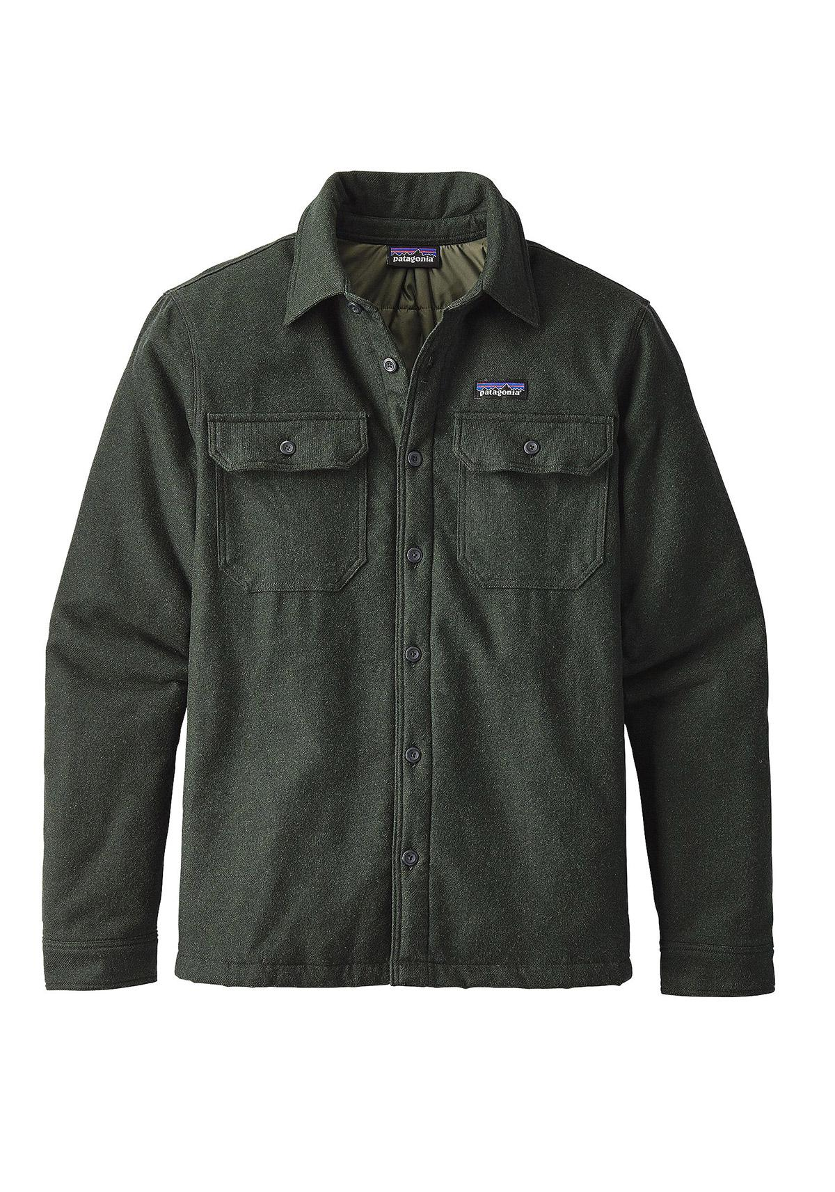 Jacket Patagonia Insulated Fjord Flannel