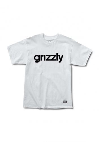 T-Shirt Grizzly Lowercase