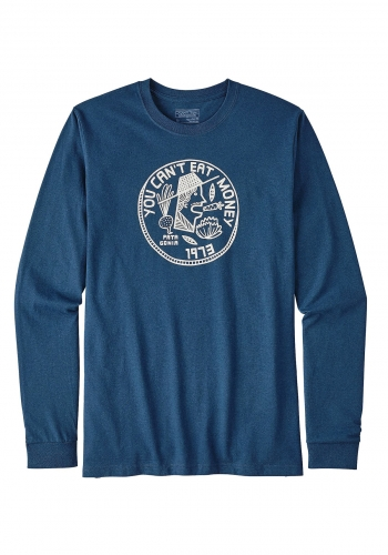Longsleeve Patagonia Can´t Eat Money