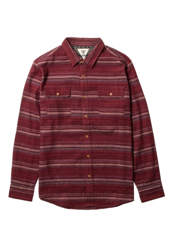 Hemd l/s Vissla Fort Point Flannel