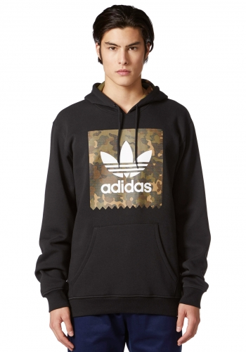 Hooded Adidas Camo BB