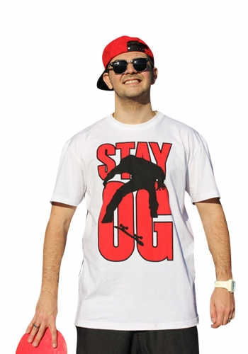T-Shirt OG PAV Stay OG
